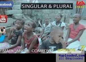 Emanuella & Friends – Singular & Plural (Episode 71) (Mark Angel Comedy)